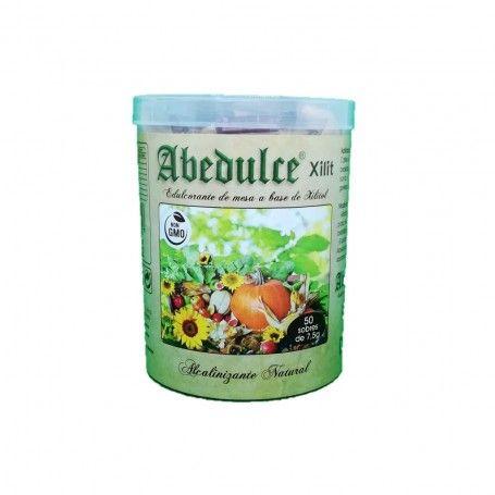 Azúcar de Xilitol natural sobres 50x8g - Abedulce