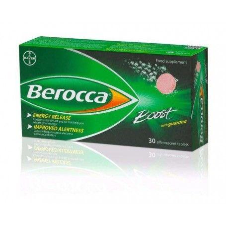 Berocca Boost 30 comprimidos efervescentes - Bayer