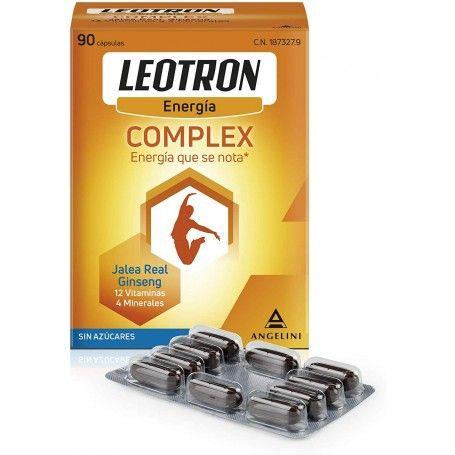 Leotron Complex 90 cápsulas - Leotron