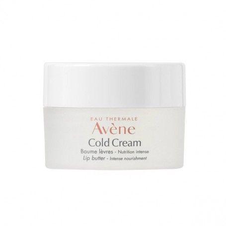 Cold Cream nutrición intensa labios - Avène