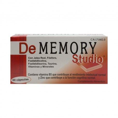 Dememory Studio 60 cápsulas - De Memory