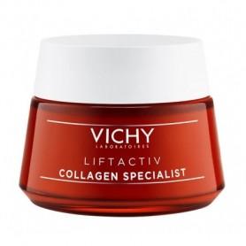 Crema antiarrugas profundas Liftactiv Collagen Specialist - Vichy