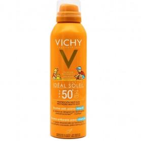 Bruma solar infantil anti-arena SPF 50 Capital soleil - Vichy