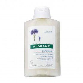 Champú extracto Centaurea reflejo 200ml - Klorane
