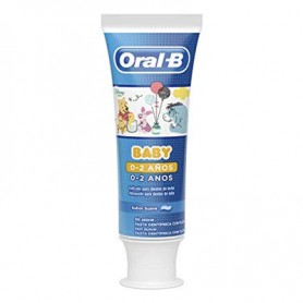 Pasta dental infantil Baby Stages 0-2 años 75 ml - Oral-B