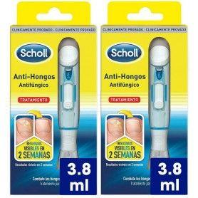 Tratamiento Anti Hongos para Uñas - 2 unidades x 3.8 ml - Scholl