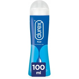 Lubricante Durex Play Feel a Base Agua 100ml - Durex
