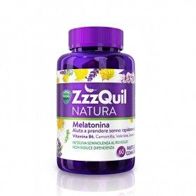 Gominolas Melatonina para dormir 60 unidades - ZzzQuil