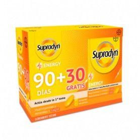 Supradyn Energy 90 + 30 comprimidos - Bayer