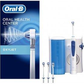 Oral-B Irrigador Bucal Con Tecnología Oxyjet