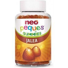 Neo Peques Jalea Real gominolas energía y vitalidad sabor plátano - Neovital Health