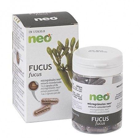 Neo fucus 45 cápsulas microgránulos - Neovital Health