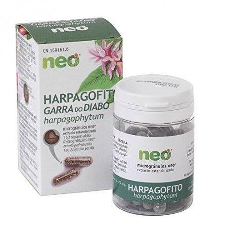 Neo harpagofito 45 cápsulas microgránulos - Neovital Health
